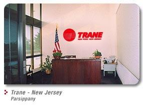TRANE NY/NJ : Contacting Trane